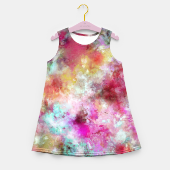 Thumbnail image of A choice of ingredients Girl's summer dress, Live Heroes