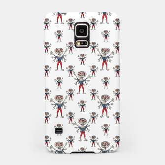 Miniaturka Sketchy Style Scarecrow Drawing Samsung Case, Live Heroes