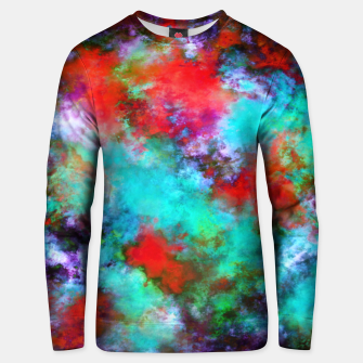Thumbnail image of Bright ghosts Unisex sweater, Live Heroes