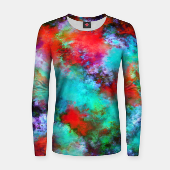 Thumbnail image of Bright ghosts Women sweater, Live Heroes