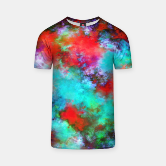 Thumbnail image of Bright ghosts T-shirt, Live Heroes