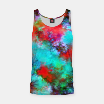 Thumbnail image of Bright ghosts Tank Top, Live Heroes