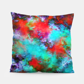 Thumbnail image of Bright ghosts Pillow, Live Heroes