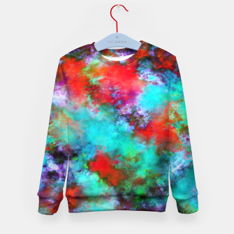 Thumbnail image of Bright ghosts Kid's sweater, Live Heroes