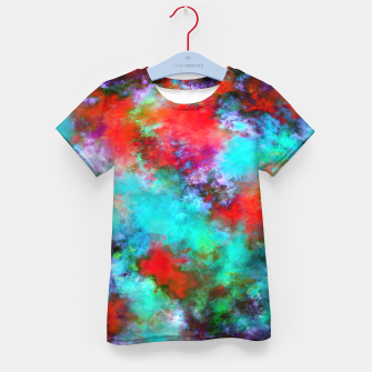 Thumbnail image of Bright ghosts Kid's t-shirt, Live Heroes
