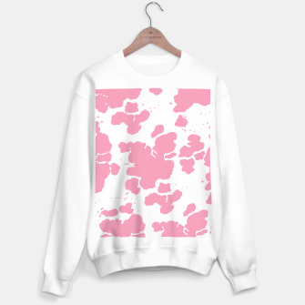 Thumbnail image of Pink Cowhide Spots Sweater regular, Live Heroes