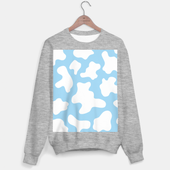 Thumbnail image of Pastel Cow Spots Pattern Sweater regular, Live Heroes