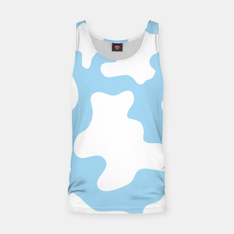 Thumbnail image of Pastel Cow Spots Pattern Tank Top, Live Heroes