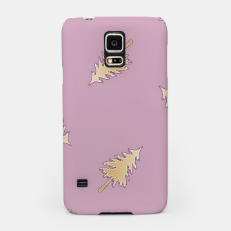 Thumbnail image of Brown trees purple Samsung Case, Live Heroes