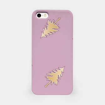 Thumbnail image of Brown trees purple iPhone Case, Live Heroes
