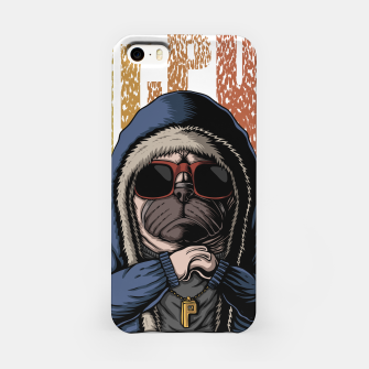 Thumbnail image of Domineering dog iPhone Case, Live Heroes
