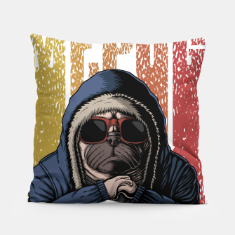 Thumbnail image of Domineering dog Pillow, Live Heroes