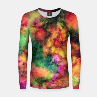 Thumbnail image of Collide Women sweater, Live Heroes