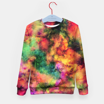 Thumbnail image of Collide Kid's sweater, Live Heroes