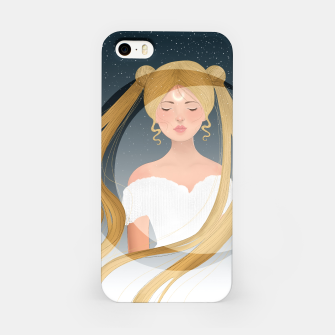 Thumbnail image of Moon Girl iPhone Case, Live Heroes