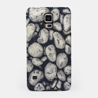 Thumbnail image of White Rocks Close Up Pattern Photo Samsung Case, Live Heroes
