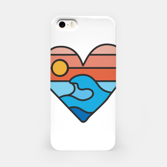 Thumbnail image of Wave Lover iPhone Case, Live Heroes