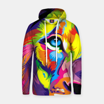Thumbnail image of Colors Lion  Hoodie, Live Heroes