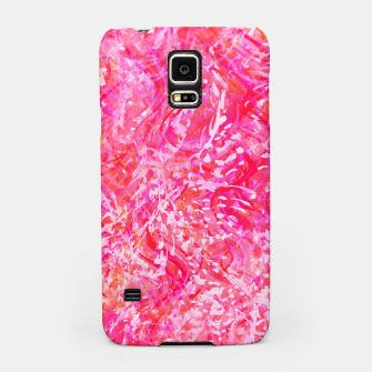 Thumbnail image of Texture Painting  Magenta Samsung Case, Live Heroes