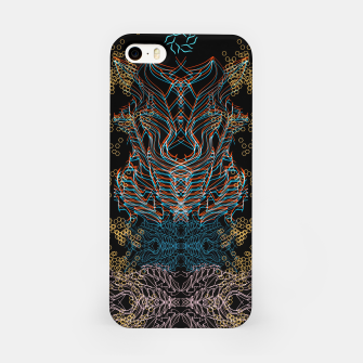 Thumbnail image of Techno Fox iPhone Case, Live Heroes