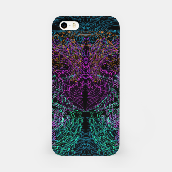 Thumbnail image of Magenta Techno Dragon iPhone Case, Live Heroes