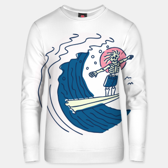 Thumbnail image of Surf Nose Unisex sweater, Live Heroes