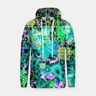 Thumbnail image of Psychedelic Spacescape (Alien Fairy Dream) Hoodie, Live Heroes