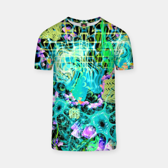 Thumbnail image of Psychedelic Spacescape (Alien Fairy Dream) T-shirt, Live Heroes
