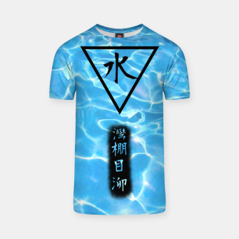 Thumbnail image of Water T-shirt, Live Heroes