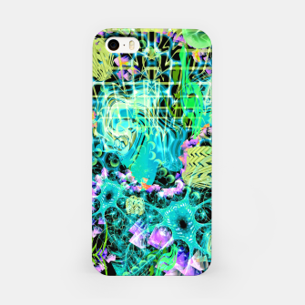 Thumbnail image of Psychedelic Spacescape (Alien Fairy Dream) iPhone Case, Live Heroes