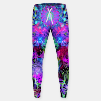 Thumbnail image of Grip On Unreality (Blacklight) Sweatpants, Live Heroes