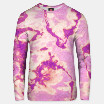 Thumbnail image of Pink Ethnic Tie Dye Unisex sweater, Live Heroes