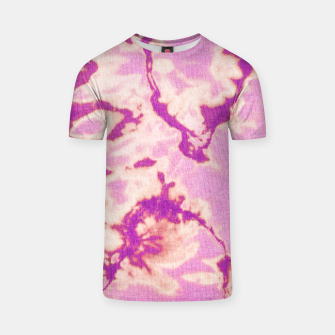 Thumbnail image of Pink Ethnic Tie Dye T-shirt, Live Heroes