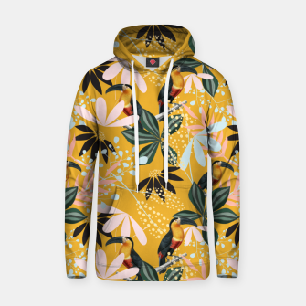 Thumbnail image of Tropical Toucan Garden Hoodie, Live Heroes