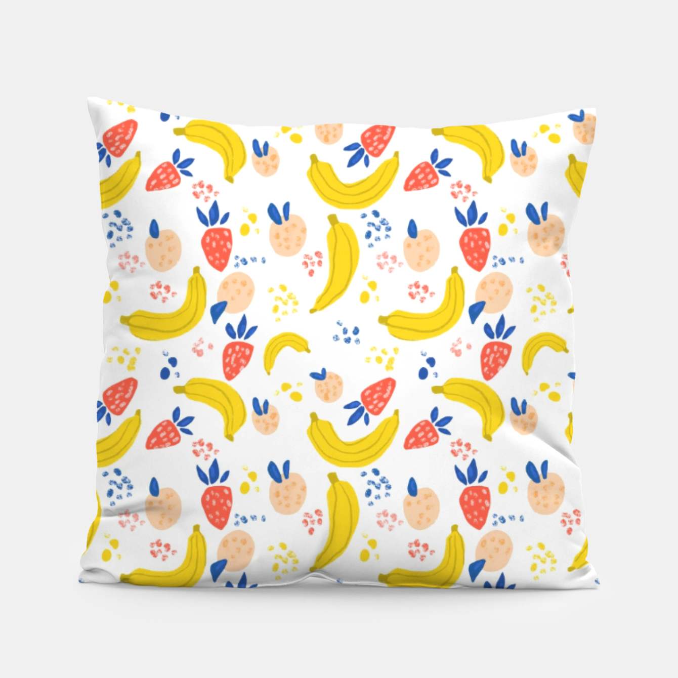Image of Going bananas over you Pillow - Live Heroes