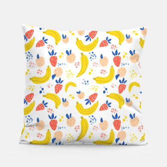 Thumbnail image of Going bananas over you Pillow, Live Heroes