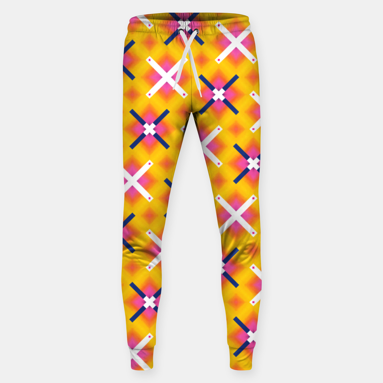 Image of Aligned Positivity Sweatpants - Live Heroes