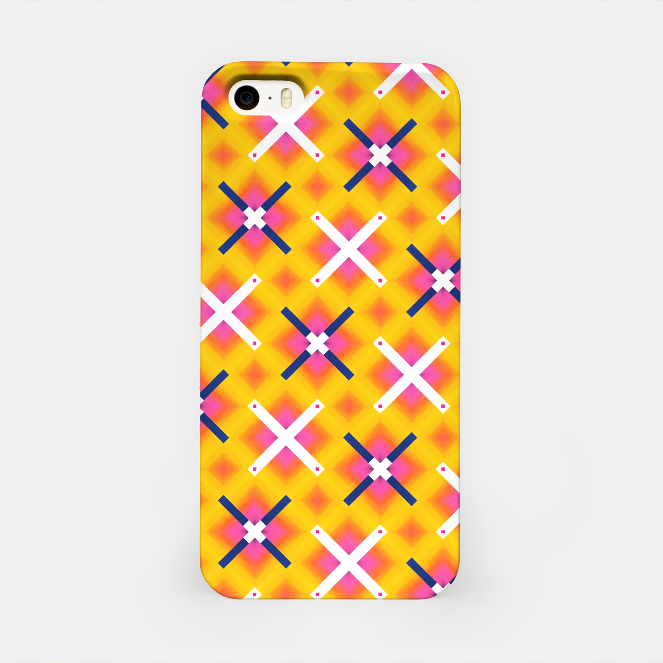 Image of Aligned Positivity iPhone Case - Live Heroes