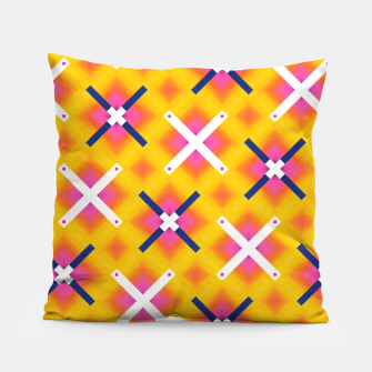 Thumbnail image of Aligned Positivity Pillow, Live Heroes