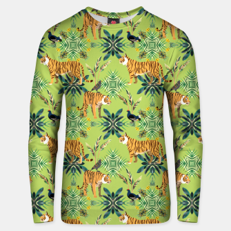 Thumbnail image of Jungle Love Unisex sweater, Live Heroes