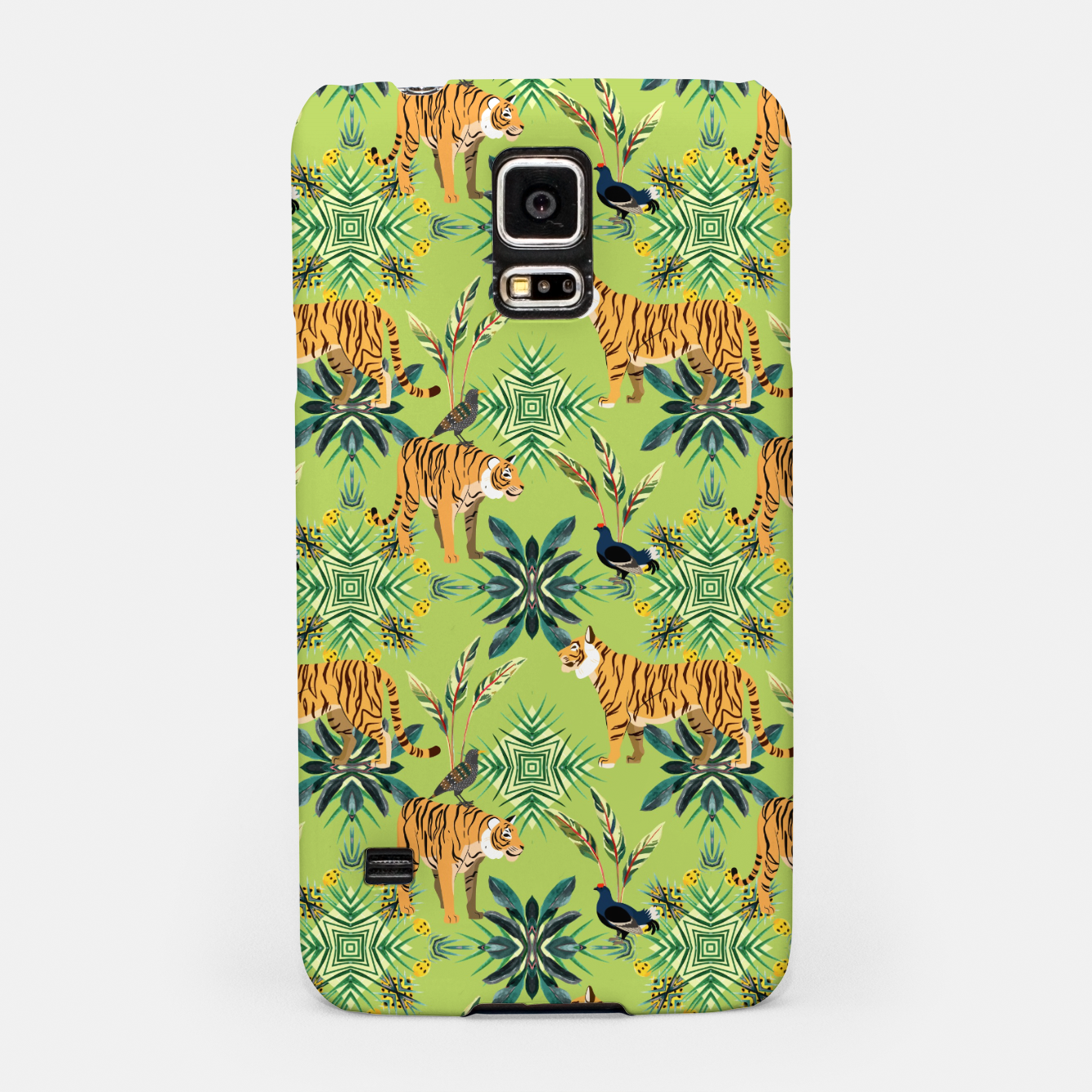 Image of Jungle Love Samsung Case - Live Heroes
