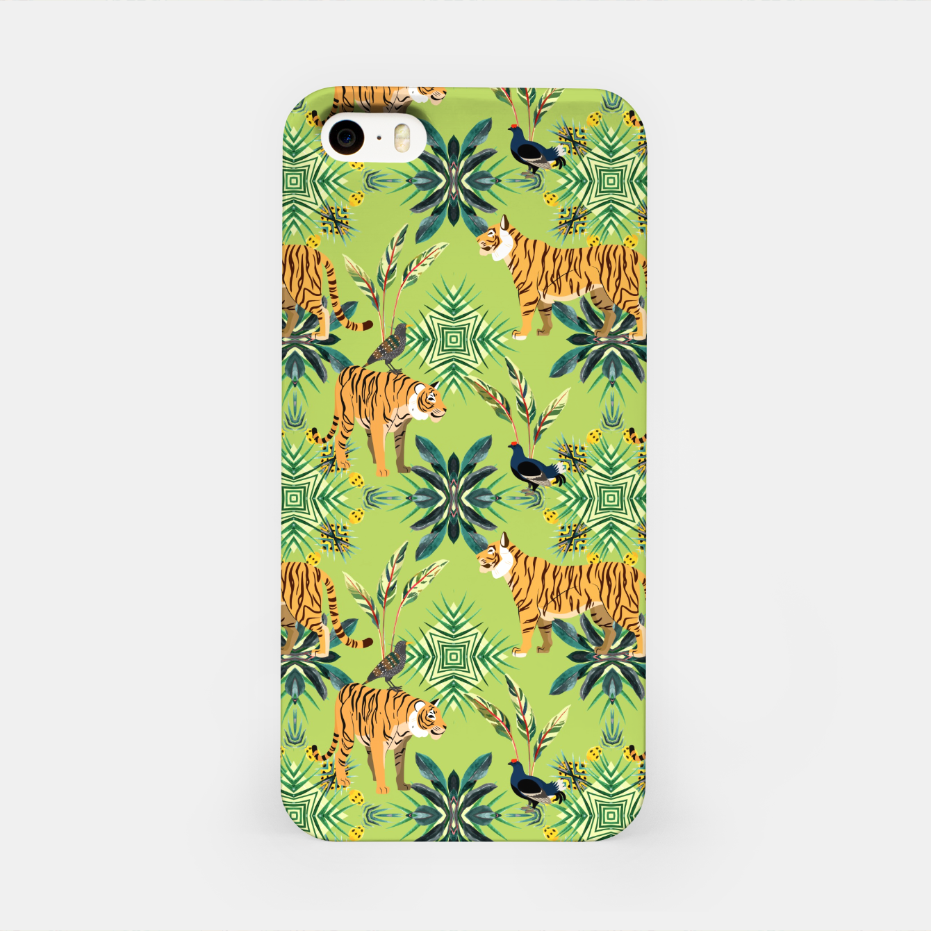 Image of Jungle Love iPhone Case - Live Heroes