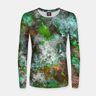 Thumbnail image of A change of mind Women sweater, Live Heroes
