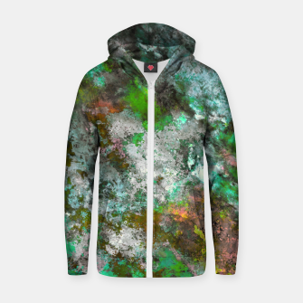 Thumbnail image of A change of mind Zip up hoodie, Live Heroes