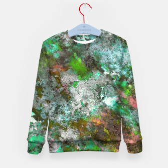 Thumbnail image of A change of mind Kid's sweater, Live Heroes