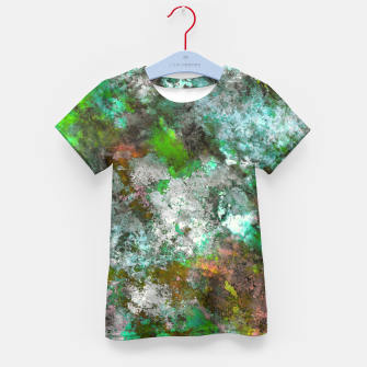 Thumbnail image of A change of mind Kid's t-shirt, Live Heroes