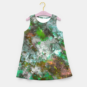 Thumbnail image of A change of mind Girl's summer dress, Live Heroes