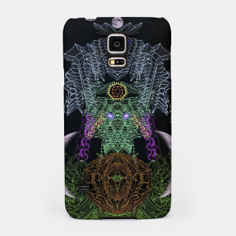 Thumbnail image of Bat, Witch and Pumpkin Samsung Case, Live Heroes
