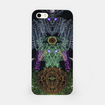 Thumbnail image of Bat, Witch and Pumpkin iPhone Case, Live Heroes