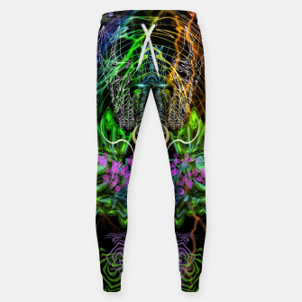 Thumbnail image of Psychedelic Rainbow, Eagle and Moose Sweatpants, Live Heroes